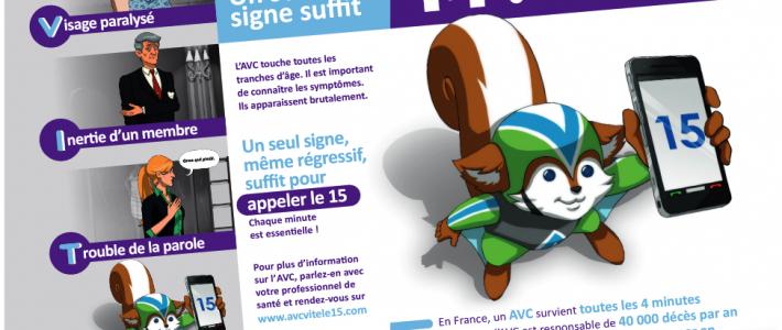 Savoir identifier rapidement un AVC avec avcvitele15.com
