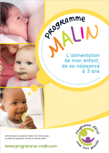 Guide nutrition 0-3 ans MALIN