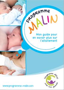 Guide allaitement MALIN