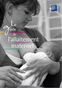 Guide allaitement PNNS