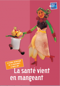 Guide nutrition 0-3ans PNNS