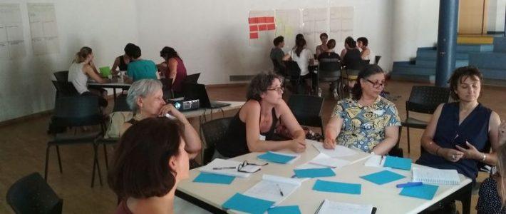 Ateliers parents-enfants de l'Agecsa : une réunion pour échanger avec nos partenaires