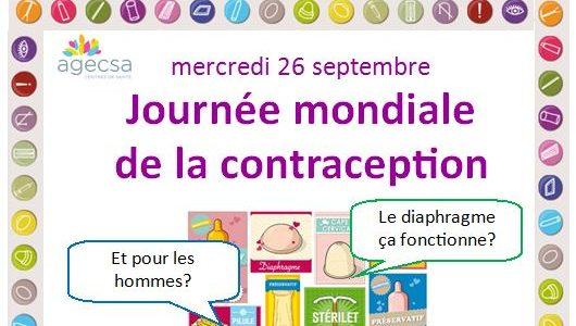 Journée mondiale de la contraception : des stands ludiques pour s'informer