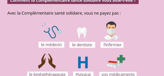 Avez-vous droit à la complémentaire santé solidaire?